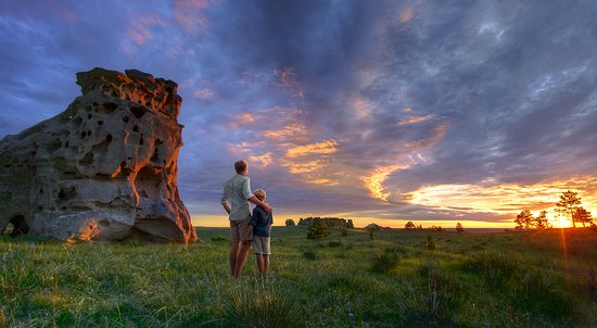 Memories are made exploring Eastern Montana.