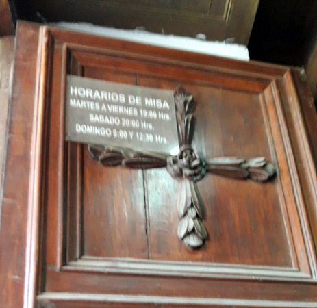Parroquia San Jose De Maipo: missas