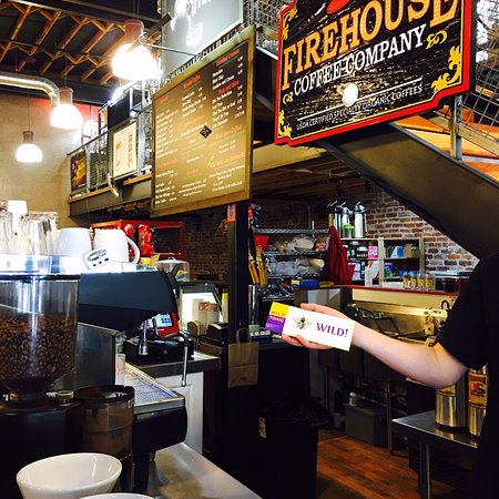Firehouse Capitol Coffee