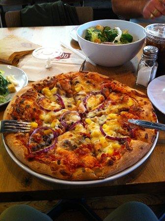 Takeaway Menu Picture Of Mod Pizza Borehamwood Tripadvisor