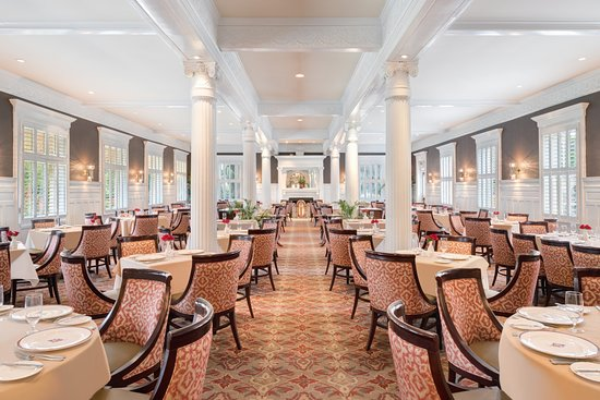 hotel dining rooms | JEKYLL ISLAND CLUB RESORT - Updated 2018 Prices & Hotel ...