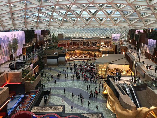 The Spectacle (MGM Cotai)