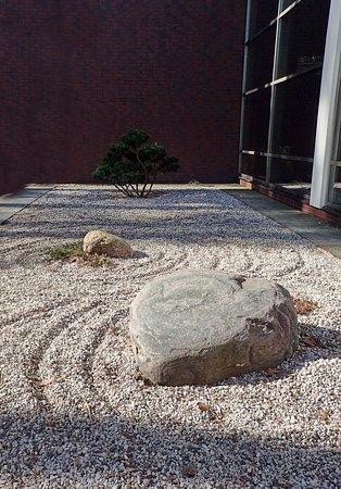Birstonas, Lithuania: Dry rock garden