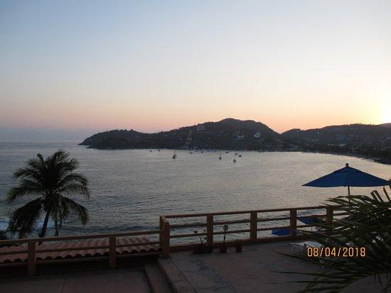 Hotel Irma: View