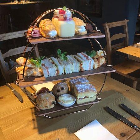 Sedgefield, UK: Afternoons tea 💕