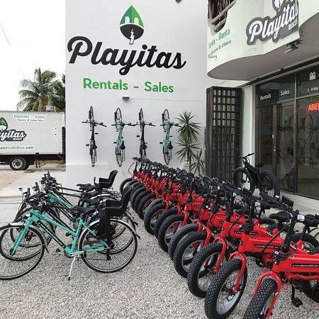 Playitas Ecobikes