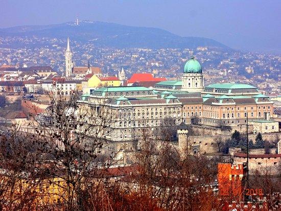 Citadella: Buda Castle