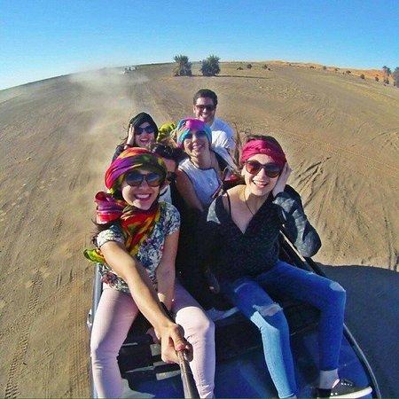 Sahara Viaje 4x4照片