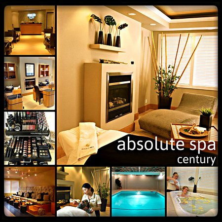 Absolute Spa at The Century: Absolute Spa at Century amenities and services