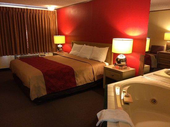 Norwalk, Огайо: Jacuzzi Room