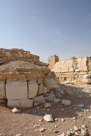 Site of Palmyra: Cartoline da Qasr al Hair al Gharbi, Siria