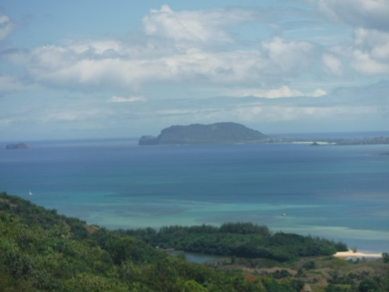 Kaneohe, HI: View from Kualoa Ranch