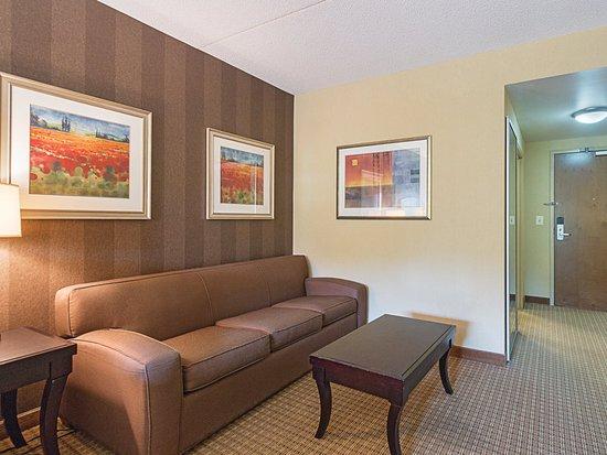 Edgewood, Μέριλαντ: Guest room