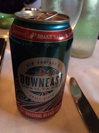 Kingston, MA: Down East Cider - Awesome