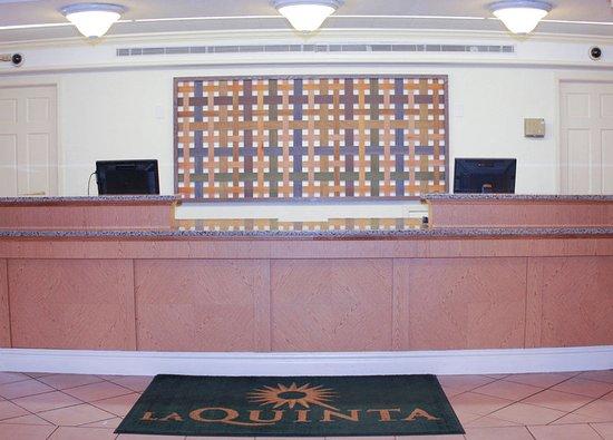 La Quinta Inn New Orleans West Bank / Gretna: Lobby