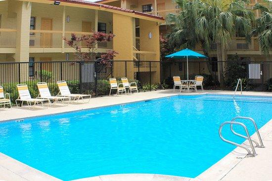 La Quinta Inn New Orleans West Bank / Gretna: Pool