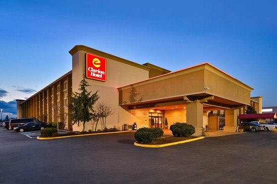 Clarion Hotel Seattle Federal Way