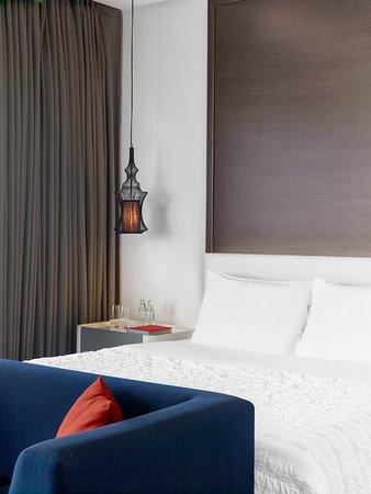Le Meridien Istanbul Etiler: Guest room