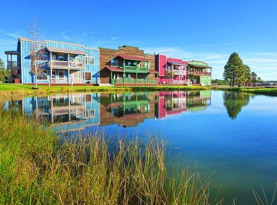 Overgaard, AZ: Exterior