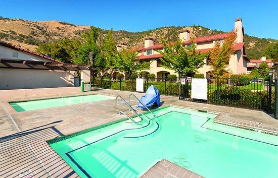 Nice, Califórnia: Pool