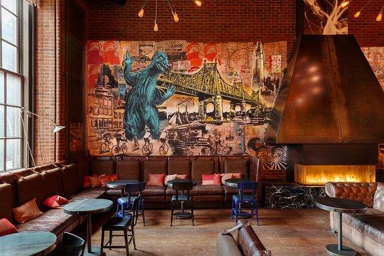 hudson hotel new york 145 4 4 6 updated 2018. Black Bedroom Furniture Sets. Home Design Ideas
