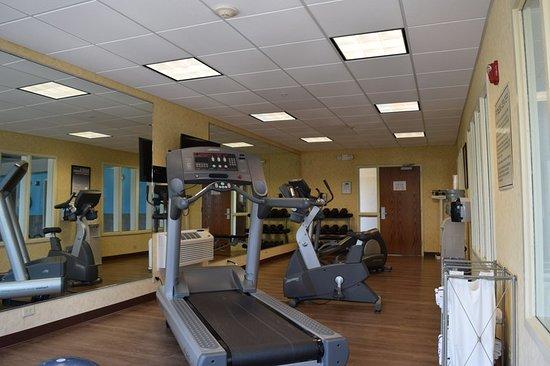 Sparta, IL: Health club
