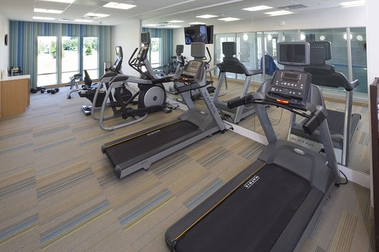 Portage, IN: Health club