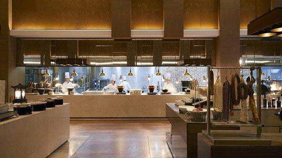 Grand InterContinental Seoul Parnas: Restaurant