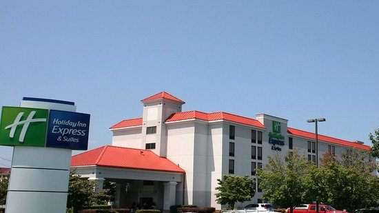 Holiday Inn Express Pigeon Forge/Dollywood: Exterior
