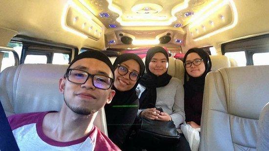 Dengkil, Malaysia: enjoy with our luxury van