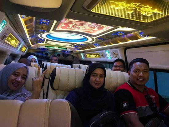 Dengkil, Malaysia: vvip luxury coach