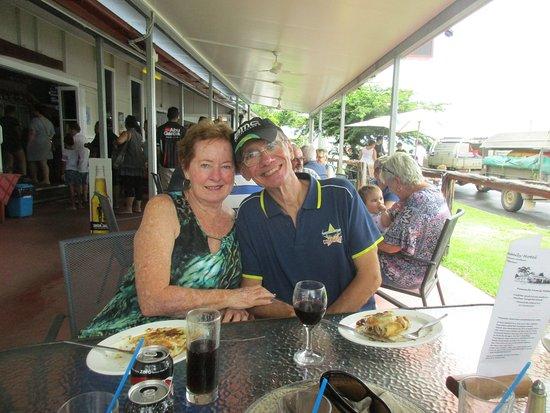 Pinnacle, أستراليا: We loved our meal.