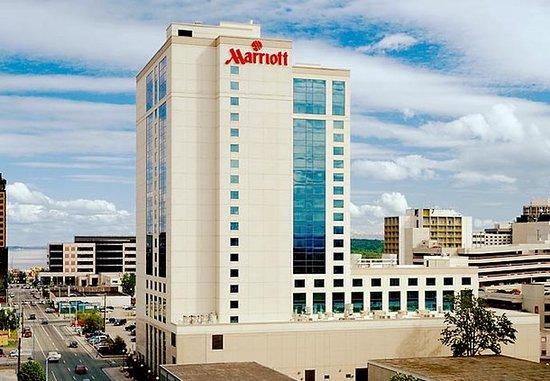 Anchorage Marriott Downtown Hotel