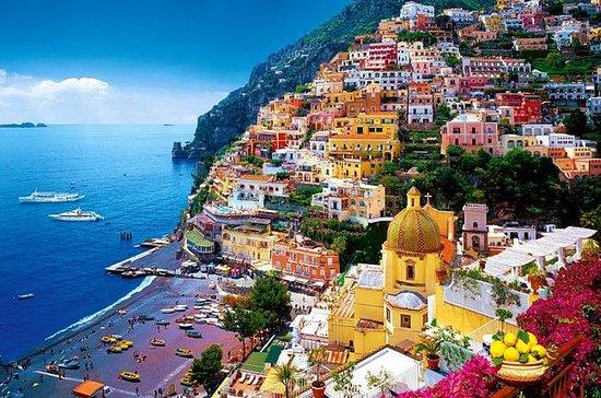 ナポリ・アマルフィ・フィレンツェの8日間の訪問フィレンツェピサとヴェネツィア…