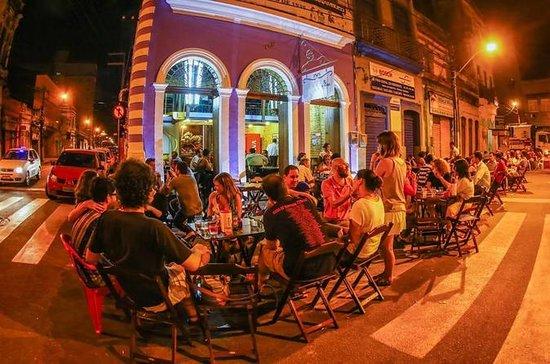 Rio de Janeiro Evening Bar Food Tour