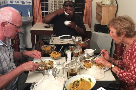 Kerala Culinary Experience with Local Host Family