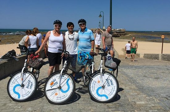 Bike Tour of Cádiz (1 ora)