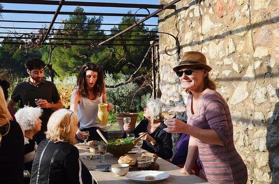 Provence matlagingskurs i en rustikk...