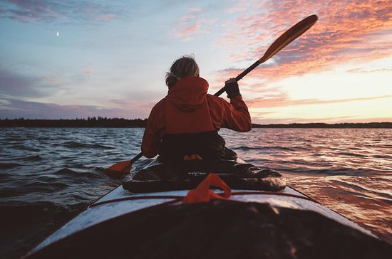 Solo Travellers! 5-Day Kayak...
