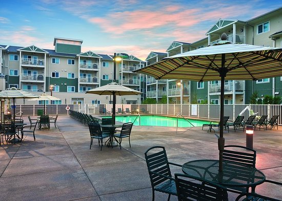 Long Beach, WA: Pool