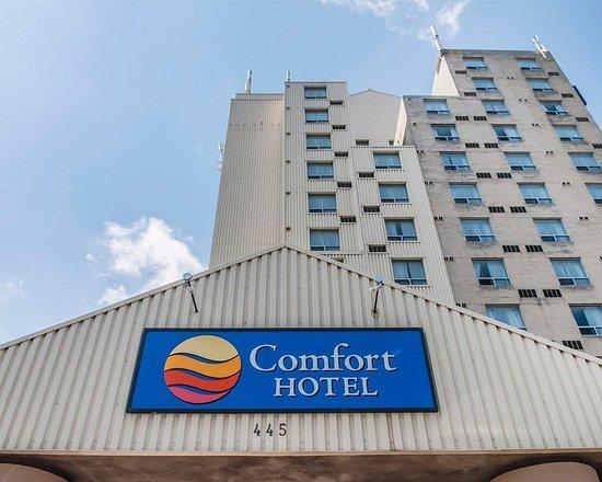 Comfort Hotel Airport North: Exterior