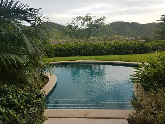 El Jobo, Costa Rica: This pool, the best with amazing views.