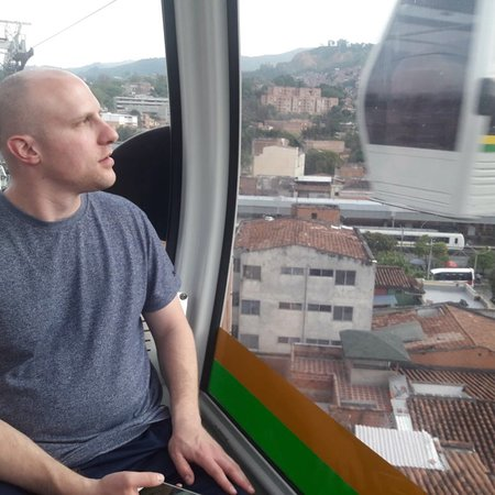 Sensational tour with Silvio and Medellin City Services®