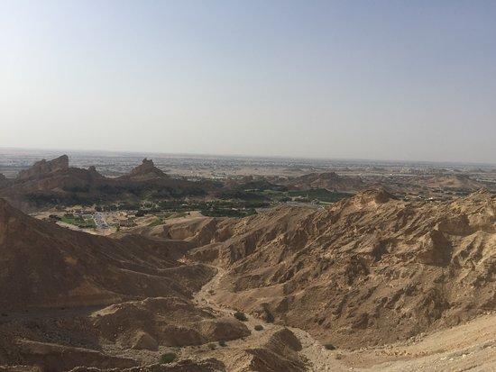 Foto de Mercure Grand Jebel Hafeet Al Ain