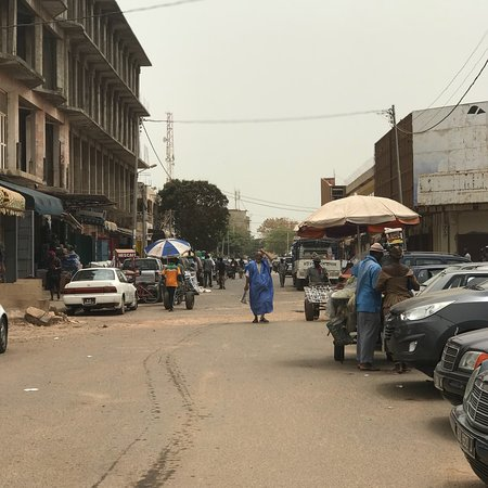 The real gambia
