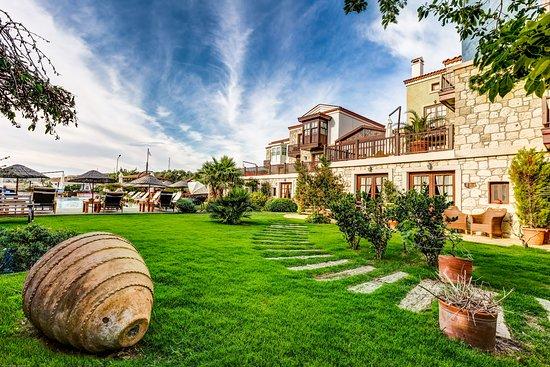 Alacati Kapari Hotel Foto