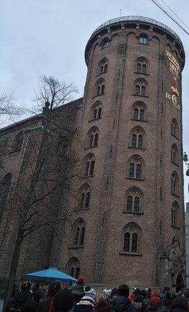 Copenhagen Free Walking Tours: The Spiral Tower
