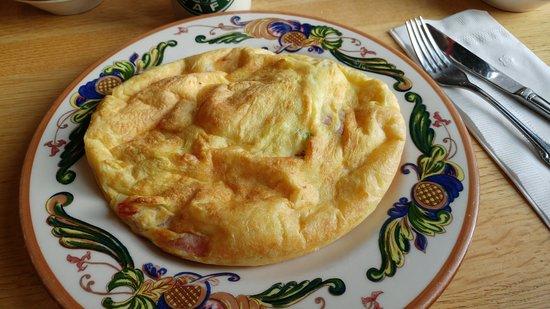Silverdale, WA: Omelette