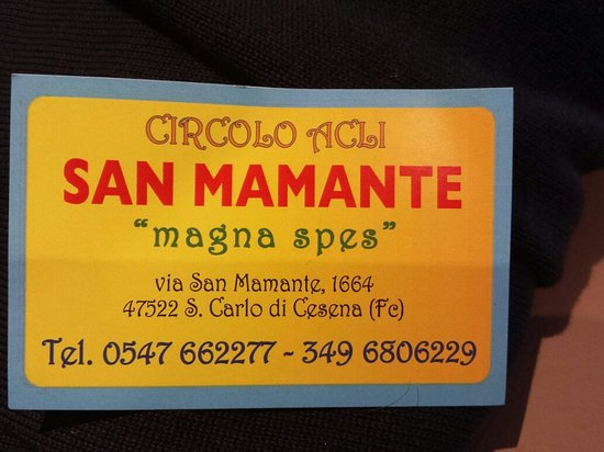 Circolo Acli Tessello Picture