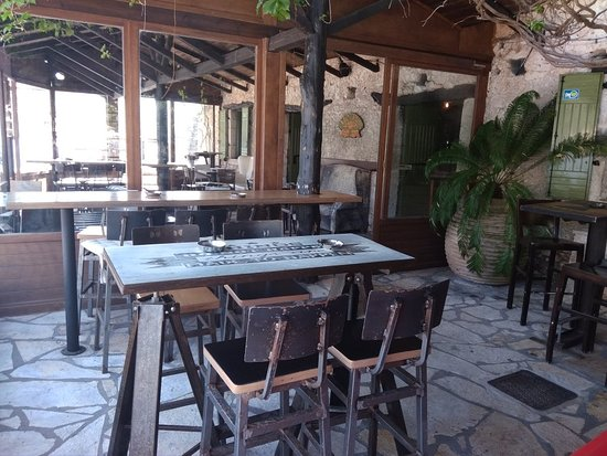 Sivota, Grekland: Liotrivi Cafe/Gallery